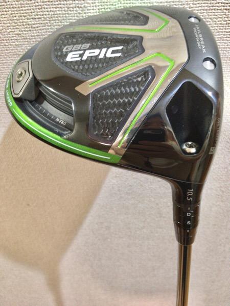 キャロウェイゴルフ GBB EPIC ドライバー USモデルにしか付いていない機能 超私的所有ゴルフクラブ紹介