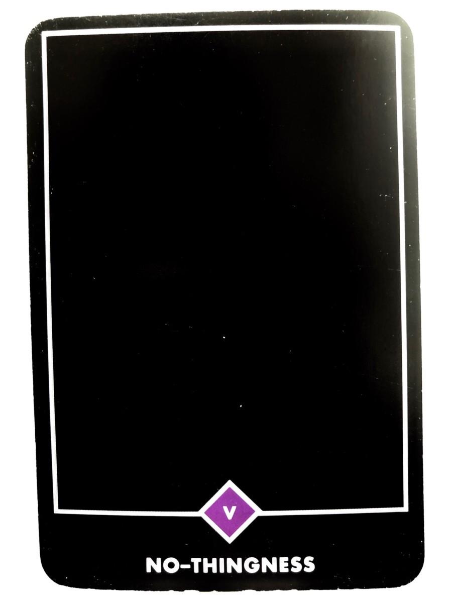 NO-THINGNESS ノー-シングネス(無) OSHO禅タロット 1316日目 朝陽ウォーキング 20190207
