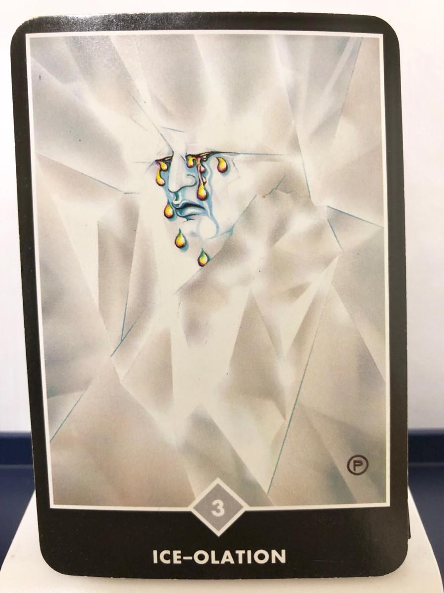 ICE-OLATION アイス-オレーション OSHO禅タロット 1386日目 朝陽ウォーキング 20190418