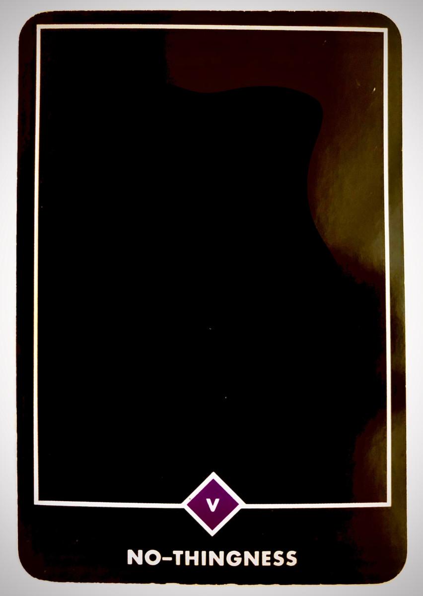 NO-THINGNESS ノー-シングネス(無) OSHO禅タロット 1683日目 朝陽ウォーキング 20200209