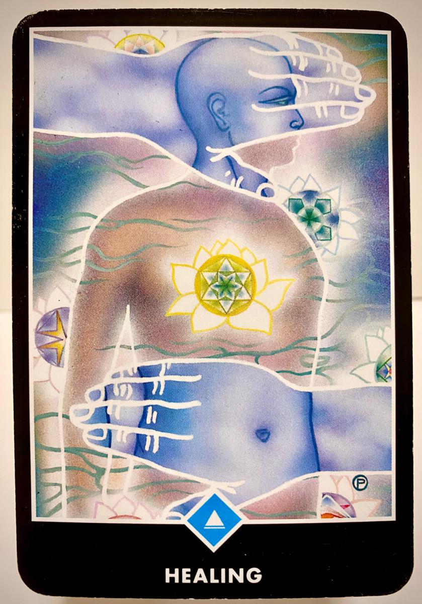 HEALING ヒーリング OSHO禅タロット 1899日目 曇天ウォーキング 20200912
